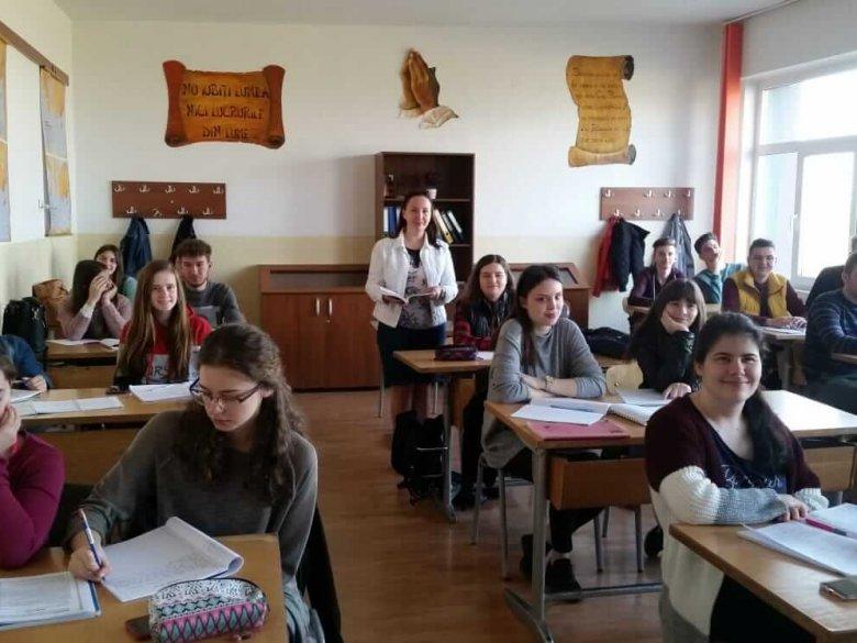 Cerc de lectură. Intrând pe porțile lecturii. Coordonatori, prof. dr. Căprar Daniela, prof. Bîrle Samuel Florin