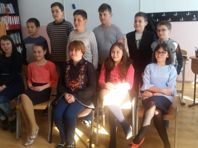 Atelier de dezvoltare personală, Apariția și dezvoltarea învățământului românesc, clasa a V-a, prof. Șpan Adela Gabriela