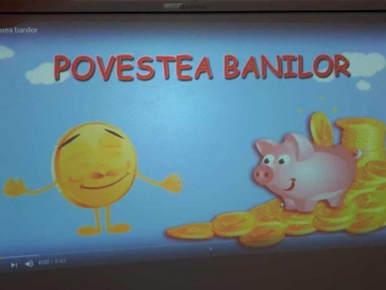 Educație financiară, Povestea banilor, clasa a III-a, prof. înv. primar Moldovan Lavinia